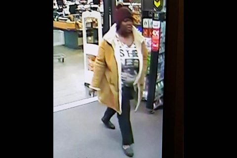 Clarksville Police are trying to identify the woman in this photo.