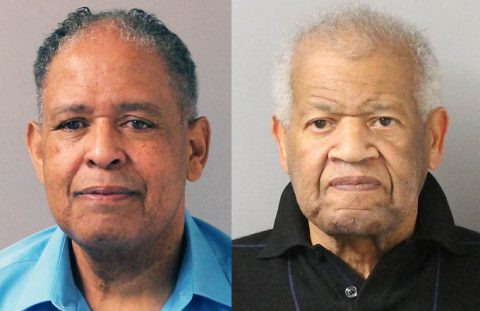 (L to R) Michael Hampton and Samuel Latham have been arrested for stealing from ssisted Living Center Residents.