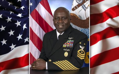 Navy Master Chief Mamudu Cole to speak at the Austin Peay State University Winter 2018 Military and Veteran Recognition Ceremony.