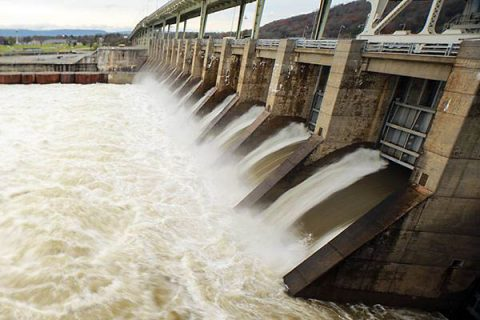 TVA's River Management team is continuing its work over the holidays by doing what it's been doing a lot this year: handling above average amounts rainfall and runoff across the Valley.