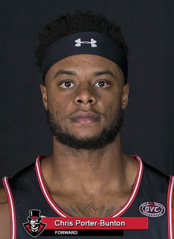 2018-19 APSU Men's Basketball - Chris Porter-Bunton