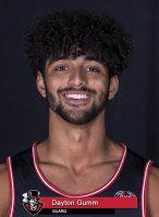 2018-19 APSU Men's Basketball - Dayton Gumm