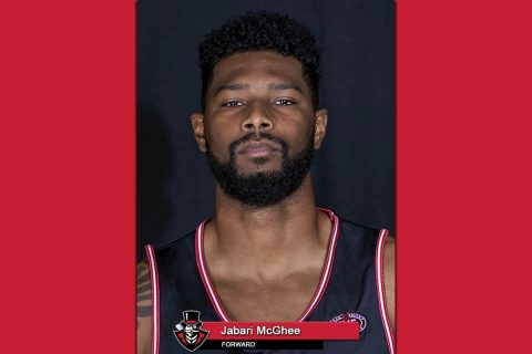2018-19 APSU Men's Basketball - Jabari McGhee