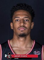2018-19 APSU Men's Basketball - Jarrett Givens