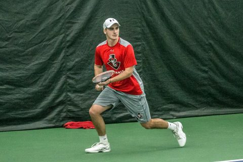 Austin Peay Men's Tennis kicks off 2019 when it takes on Middle Tennessee in Murfreesboro. (APSU Sports Information)