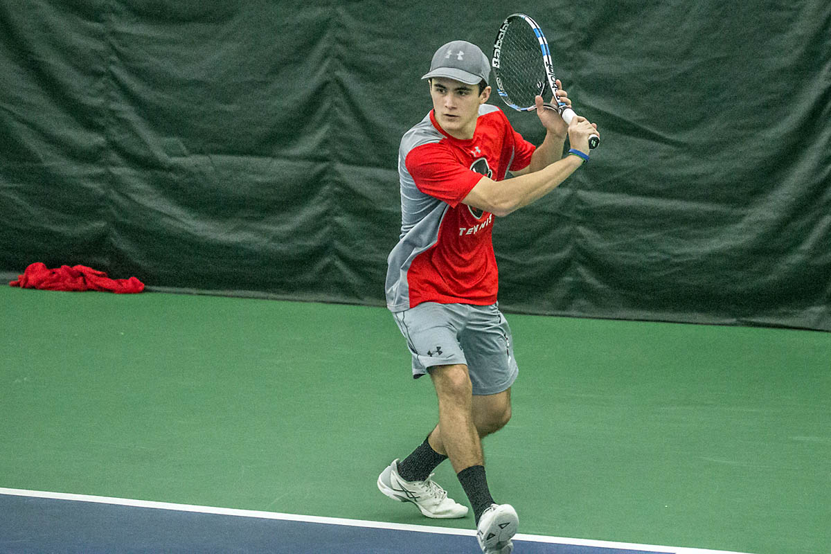 Austin Peay Men's Tennis hosts the Lipscomb Bisons Friday. (APSU Sports Information)