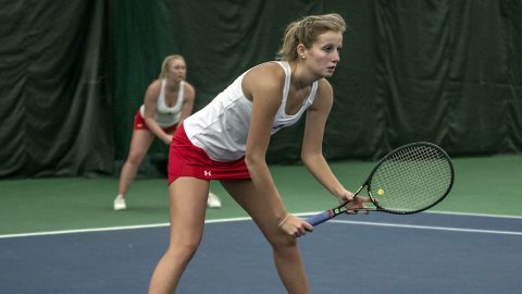 Austin Peay Women's Tennis takes down Western Kentucky 7-0 Saturday at home. (APSU Sports Information)