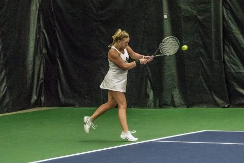 Austin Peay Women's Tennis plays Carson-Newman at home Friday afternoon. (APSU Sports Information)