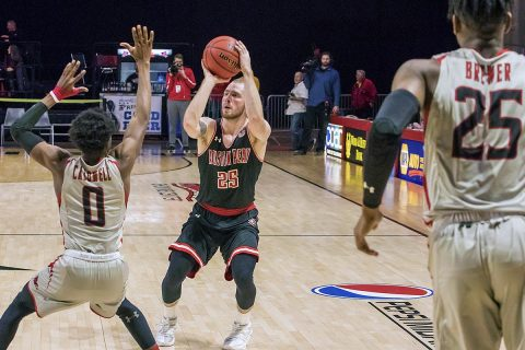 Austin Peay Men's Basketball get 78-60 road win over Southeast Missouri Thursday night. (APSU Sports Information)