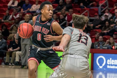 Austin Peay Men's Basketball takes on UT Martin Skyhawks Saturday afternoon at the Elam Center. (APSU Sports Information)