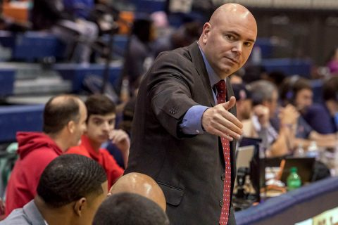 Austin Peay Men's Basketball travels to SIU Edwardsville on Thursday for a 7:30pm showdown. (APSU Sports Information)