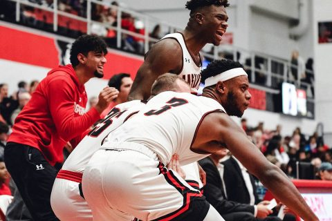 Austin Peay Men's Basketball hosts Belmont Saturday afternoon. (APSU Sports Information)