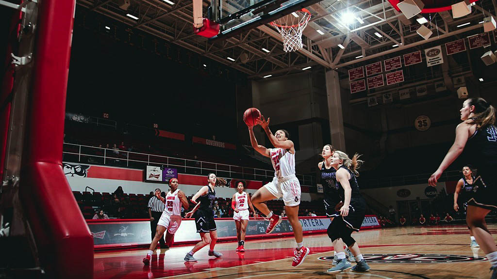 Austin Peay Women's Basketball hosts Eastern Kentucky Wednesday at the Dunn Center. (APSU Sports Information)