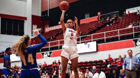 Austin Peay Women's Basketball looks for third OVC win in a row when it takes on Southeast Missouri on the road, Thursday. (APSU Sports Information)