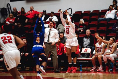 Austin Peay Women's Basketball looks for first road win of the season when it faces SIU Edwardsville, Thursday. (APSU Sports Information)