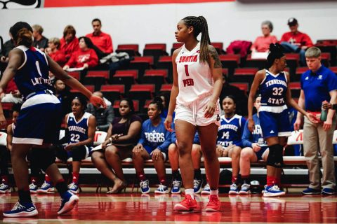 Austin Peay Women's Basketball takes on Belmont Saturday at 1:30pm. (APSU Sports Information)