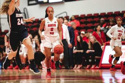 Austin Peay Women's Basketball fall at home to Belmont, 80-62. (APSU Sports Information)