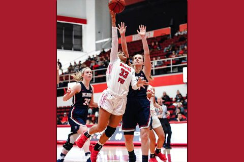 Austin Peay Women's Basketball travel to East Tennessee to take on the Tennessee Tech Golden Eagles Thursday night. (APSU Sports Information)