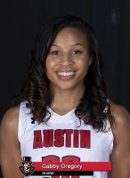 2018 APSU Women's Basketball - Gabby Gregory