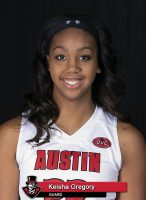 2018 APSU Women's Basketball - Keisha Gregory
