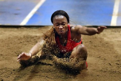 Austin Peay Women's Track and Field head to Indiana this weekend to take part in the Fred Wilt Open. (APSU Sports Information)