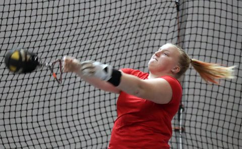 Austin Peay Women's Track and Field had 14 top 10 finishes at Vulcan Invitational, Saturday. (APSU Sports Information)