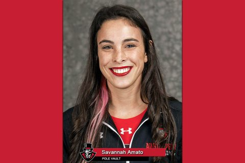 2019 APSU Track and Field - Savannah Amato