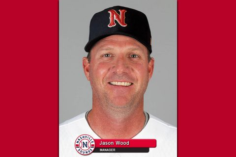 Ex-Sound Jason Wood to Manage Nashville Sounds in First Year as Rangers Affiliate. (Nashville Sounds)
