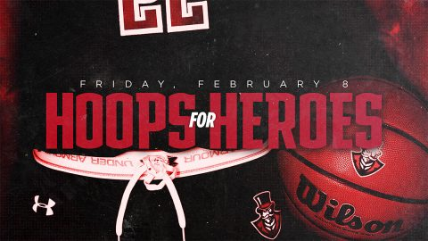 Ausitn Peay Hoops for Heroes Spaghetti Dinner. (APSU Sports Information)