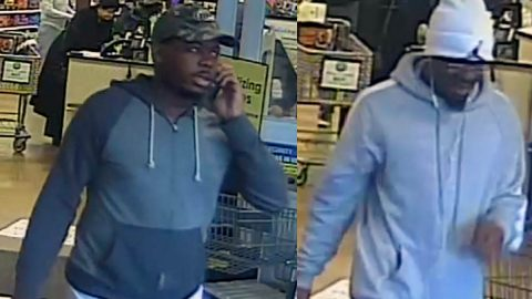 Clarksville Police release photo of Smash and Crash Vehicle Burglary Suspects.