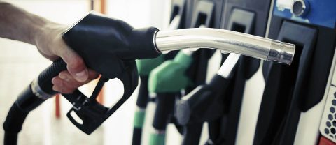 Prices at the Gas Pump rise slightly. (AAA)