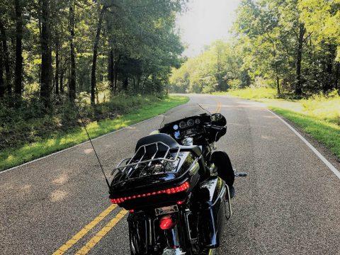 Hank's Motorcycle