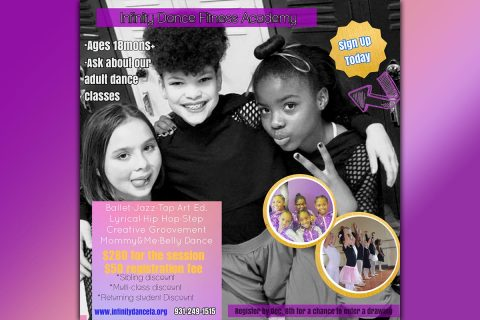 Infinity Dance Fitness Academy 2019 Spring Session Enrollment going on now
