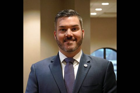 Montgomery County Government Chief of Staff Kyle D. Johnson.
