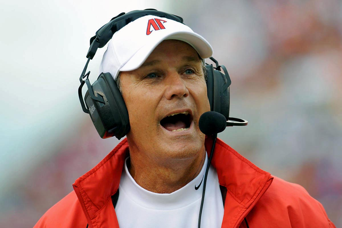 Former Austin Peay Football head coach Rick Christophel joins the Tampa Bay Buccaneers coaching staff as tight ends coach. (APSU Sports Information)