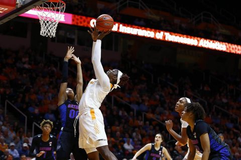 Tennessee Women's Basketball defeats Florida 67-50 Thursday night at Thompson-Boling Arena. (UT Athletics)