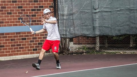 Austin Peay Men's Tennis plays Southern Utah at home, Saturday. (APSU Sports Information)
