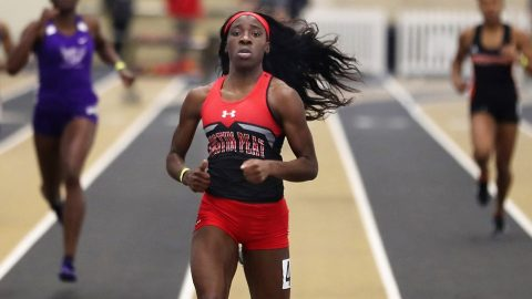 Austin Peay Women's Track and Field put in another great performance at Vanderbilt Invitational. (APSU Sports Information)
