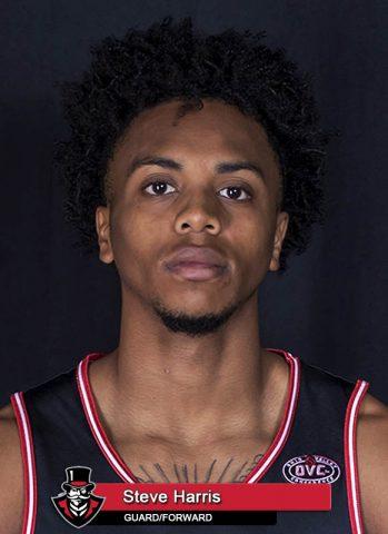 2018-19 APSU Men's Basketball - Steve Harris