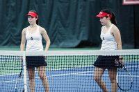 Austin Peay Women's Tennis takes down Central Arkansas 6-1 Saturday. (APSU Sports Information)