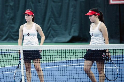 Austin Peay Women's Tennis takes down Central Arkansas 6-1 Saturday. (APSU Sports Information)