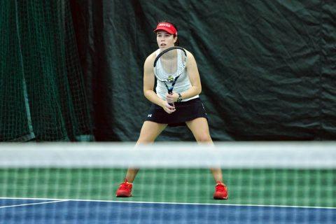 Austin Peay Women's Tennis beats IUPUI 7-0 to remain unbeaten. (APSU Sports Information)