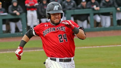 Austin Peay Baseball takes part in the 2019 Mule Mix Classic, Thursday through Sunday, at Raymond C. Hand Park. (APSU Sports Information)