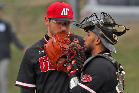 Austin Peay Baseball travels to Vanderbilt Wednesday for a 4:30pm game at Hawkins Field. (APSU Sports Information)