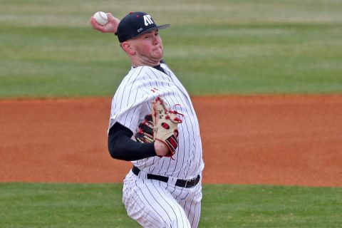 Austin Peay Baseball plays three game series at Indiana State this weekend. (APSU Sports Information)