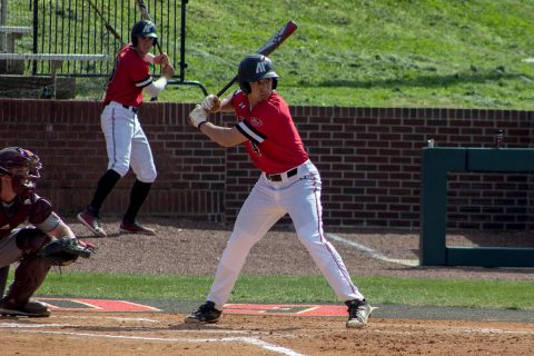 Austin Peay Baseball plays the Kentucky Wildcats at Raymond C. Hand Park this weekend. (APSU Sports Information)