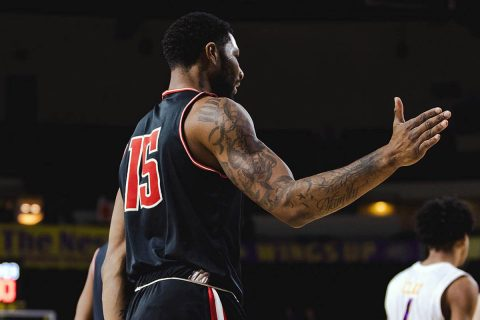 Austin Peay Men's Basketball travels to Jacksonville State Saturday for an afternoon matchup. (APSU Sports Information)