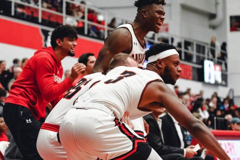 Austin Peay Men's Basketball hosts Murray State Thursday night at the Dunn Center. Game to be televised on ESPN2. (APSU Sports Information)