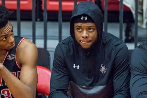 Austin Peay Men's Basketball looks to get back on track Saturday at Morehead State. (APSU Sports Information)