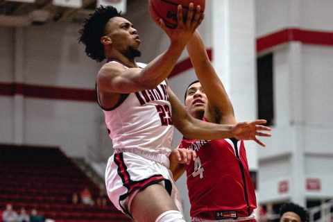 Austin Peay Men's Basketball plays UT Martin Saturday for last home game of the season. (APSU Sports Information)